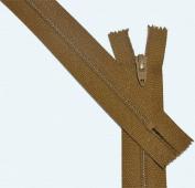 18cm Zipper Talon #3 Skirt & Dress Closed Bottom ~ 508 Russet