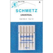 Universal Machine Needles-Size 11/75 5/Pkg