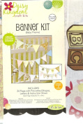 Baby Theme Banner Kit to Sew