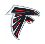 Atlanta Falcons Logo Embroidered Iron Patches