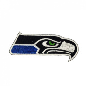 Seattle Seahawks Logo Embroidered Iron Patches