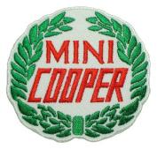 MINI COOPER S BMW Motors Anniversary Logo Iron on Patches PB29