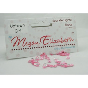UPTOWN GIRL SPARKLE LIGHTZ 4mm Megan Elizabeth New Rhinestone Lights