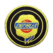 CHRYSLER Motor Cars Symbol t Shirt CC12 Iron on Patches