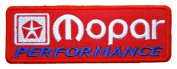 Mopar Performance Parts Jeep Accessories Logo Shirts Embroidered Iron or Sew on Patch by Twinkle Lable