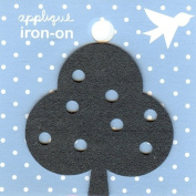 Apple Tree Design Iron on Applique
