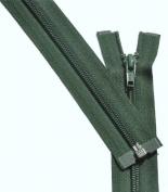 30cm [Sp] Zipper YKK #5 Nylon Coil Separating Zipper ~ 890 Hemlock