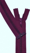 30cm [Sp] Zipper YKK #5 Nylon Coil Separating Zipper ~ 525 Wine