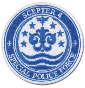 Project K Special Police Force Sceptre 4 Patch