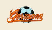 Soccer Ball Germany Logo Embroidered Iron on or Sew on Patch