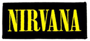 Application Nirvana Logo Patch