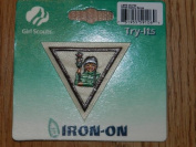 Girl Scouts Try Its Iron-On Patch 59106 Safety Sense