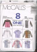McCall's 7958 Shirts