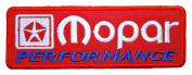 Mopar Performance Parts Jeep Accessories Logo Shirts PM07 Patches