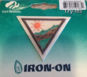 Girl Scouts Try Its Iron-On Patch 59183 Outdoor Adventurer Discontinued Retired