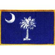 South Carolina State Flag Patch