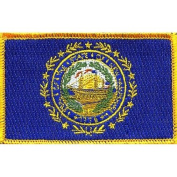 New Hampshire State Flag Patch