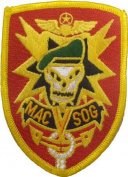 MAC SOG Vietnam Sew On Patch