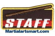 Patch-Weapons Achievement - Staff