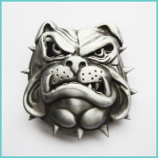 Brand:choi New Western 3d Dog Bulldog Belt Buckle Ca-053