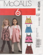 McCall's Pattern M5918, Size CCD
