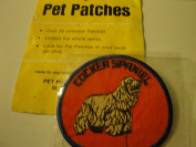 The Cocker Spaniel: Patch