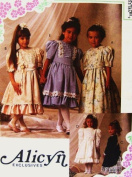 McCALL'S Sewing Pattern 5318 Alicyn Exclusives Fancy Dress (2 lengths & belt) Sewing Pattern
