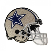 Dallas Cowboys Helmet Logo Embroidered Iron Patches