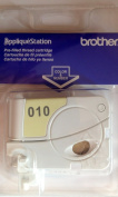 Brother Applique Station Pre-Filled Thread Cartridge 010 PALE YELLOW