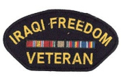 Iraqi Freedom Veteran Patch