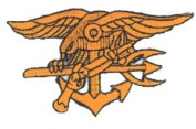 Navy Seals Patch