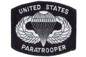 US Paratrooper Patch