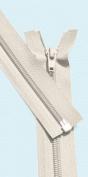 90cm Light Weight Jacket Zipper ~ YKK #5 Nylon Coil Separating Zippers - 572 Lite Beige