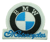 BMW Motorcycles Vintage Bikes Classic Racing Motors T Shirt BB06 Embroidered Patches