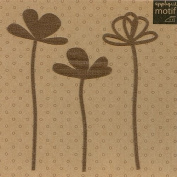 Daisy Design Iron on Applique