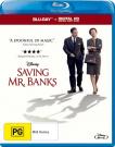 Saving Mr Banks (Blu-ray/DC) [Region B] [Blu-ray]