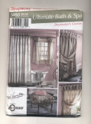 SIMPLICITY HOME DECORATIONS ULTIMATE BATH & SPA nO. 5480