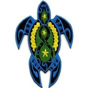 Fancy Blue Turtle
