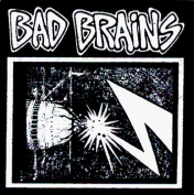 Bad Brains Capitol Patch In Black