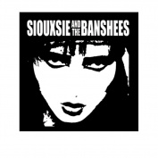 Siouxsie and the Banshees - Logo with Face - Screenprinted Sew On or Pin On Cloth Patch