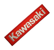 KAWASAKI Motorcycle Sportbikes apparel Red Label BK04 Iron on Patches