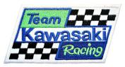 KAWASAKI Racing team Motorcycles Motocross apparel BK09 Patches