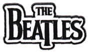The Beatles Sew-on Iron-on Patches Embroidered Applique