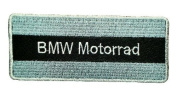 Bmw patches 10x4 cm Motorcycle biker patches racing patchLogo car patch sew/iron on patch