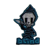 BLIND skateboards REAPER DEATH STAB PATCH skateboard