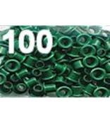 American Tag Company 40320 Green 1/8