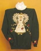 Angel - Doily Wear by Ozark Crafts