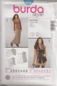 Burda 7292, Misses' Separates, Size 10-22