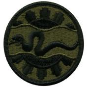 U.S. Army 116th Cavalry Brigade Insignia Subdued
