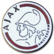 AFC Ajax Crest Badge